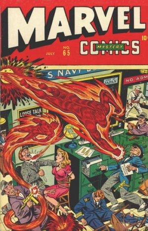 Marvel Mystery Comics # 65