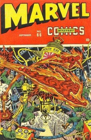 Marvel Mystery Comics # 66