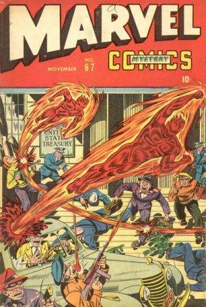 Marvel Mystery Comics # 67
