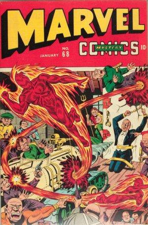 Marvel Mystery Comics # 68