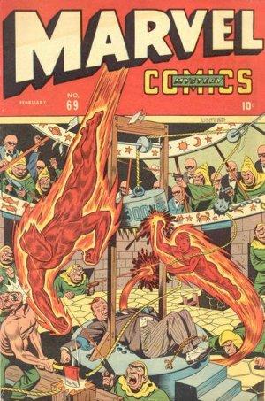 Marvel Mystery Comics # 69