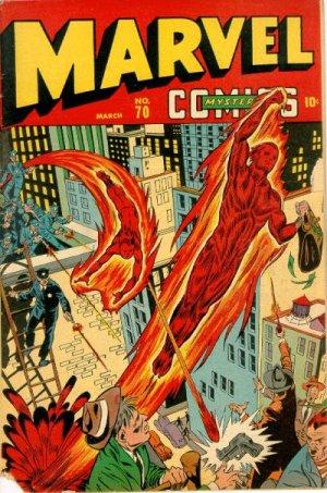 Marvel Mystery Comics # 70