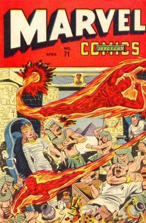 Marvel Mystery Comics # 71
