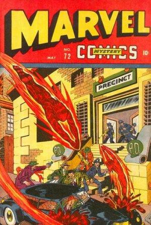 Marvel Mystery Comics # 72