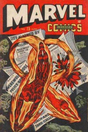Marvel Mystery Comics # 73