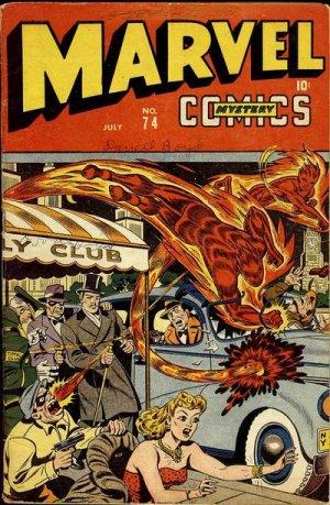 Marvel Mystery Comics # 74
