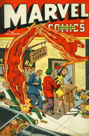 Marvel Mystery Comics # 75
