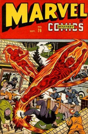 Marvel Mystery Comics # 76