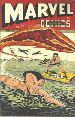 Marvel Mystery Comics # 77