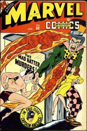 Marvel Mystery Comics # 80