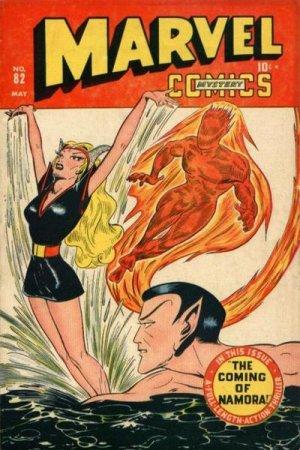 Marvel Mystery Comics # 82