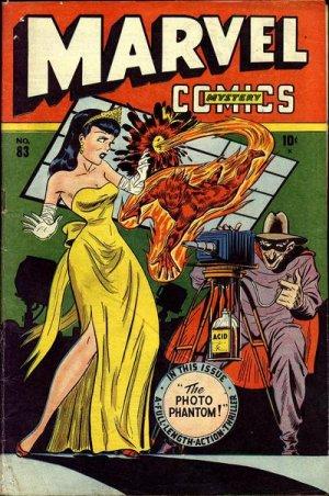 Marvel Mystery Comics # 83