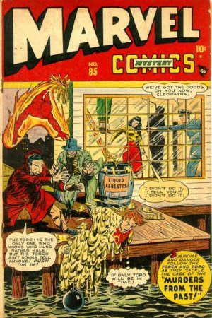Marvel Mystery Comics # 85 Issues (1939 - 1949)