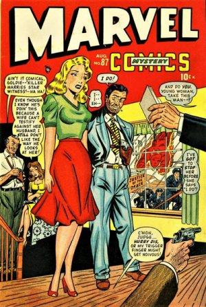 Marvel Mystery Comics # 87