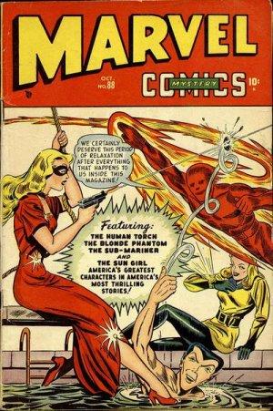 Marvel Mystery Comics # 88