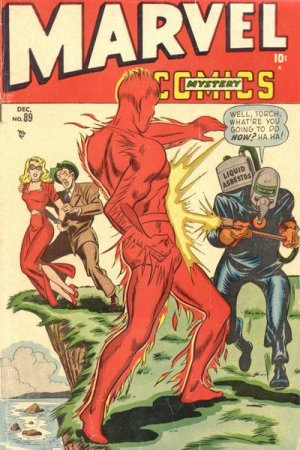 Marvel Mystery Comics # 89