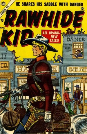 The Rawhide Kid édition Issues