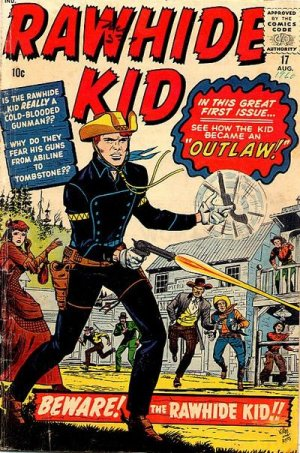 The Rawhide Kid # 17 Issues