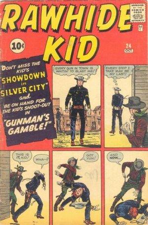 The Rawhide Kid 24 - Showdown in Silver City!