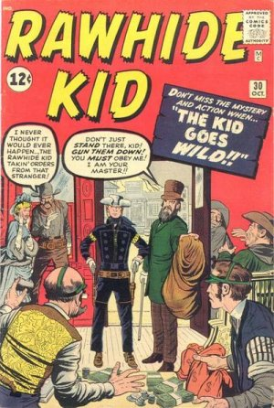The Rawhide Kid 30