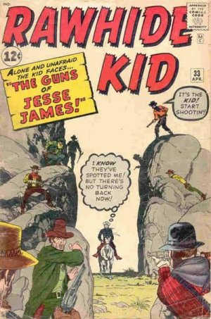 The Rawhide Kid # 33 Issues