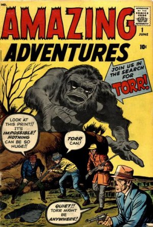 Amazing Adventures # 1 Issues (1961)