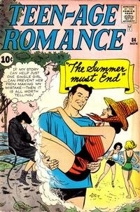 Teen-Age Romance # 84 Issues (1960 - 1962)