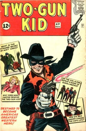 Two-Gun Kid # 60 Issues