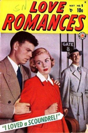 Love Romances édition Issues V1 (1949 - 1963)