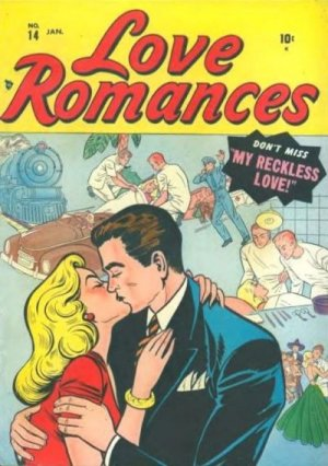 Love Romances 14