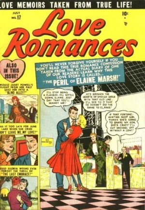 Love Romances 17