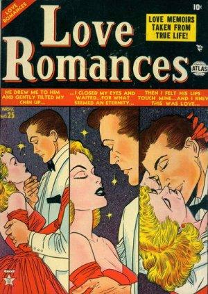Love Romances 25