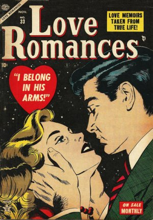 Love Romances 33