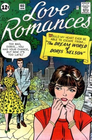 Love Romances # 103 Issues V1 (1949 - 1963)