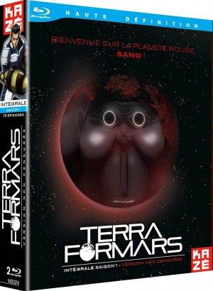 Terra Formars édition Intégrale Blu-ray 2017