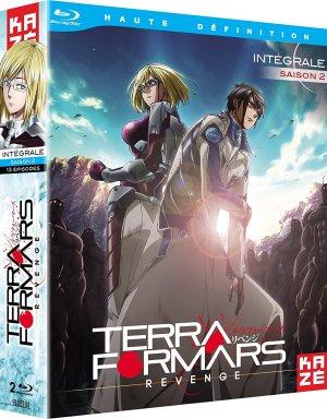 Terraformars Revenge édition Intégrale Blu-ray