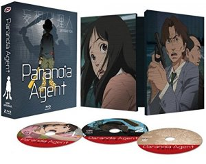 Paranoia Agent édition Collector