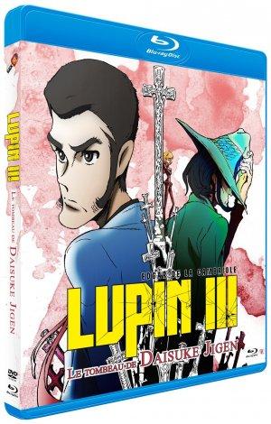 Lupin III - Le Tombeau de Daisuke Jigen édition Combo blu-ray / dvd