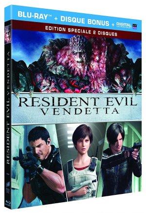 Resident Evil : Vendetta édition Simple