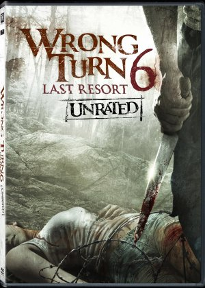 Wrong Turn 6: Last Resort édition Simple