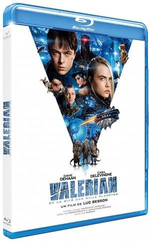 Valérian et la Cité des mille planètes édition Simple