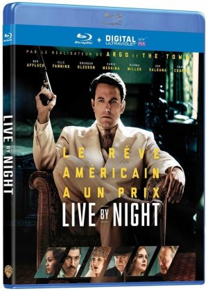 Live By Night édition Simple