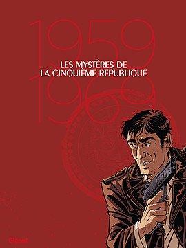 Les mystères de la Vème République édition coffret
