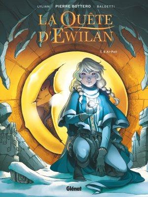 La Quête d'Ewilan # 5