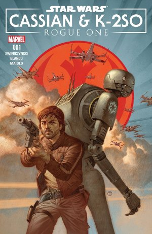 Star Wars - Rogue One - Cassian & K2SO Annual # 1 Issue (2017)