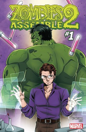 Zombies Assemble 2 édition Issues (2017)