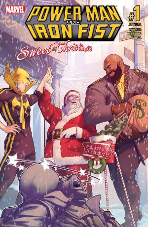Power Man and Iron Fist édition Issues V3 - Annual (2016)