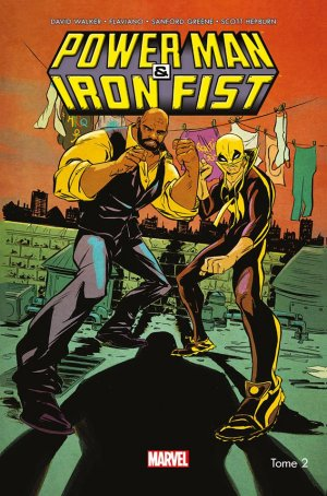 Power Man and Iron Fist édition TPB Softcover - Issues V3