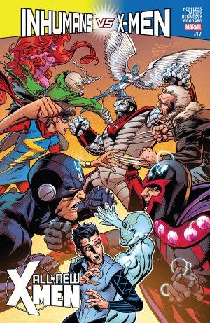 All-New X-Men # 17 Issues V2 (2015 - 2017)