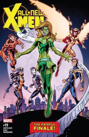 All-New X-Men # 19 Issues V2 (2015 - 2017)